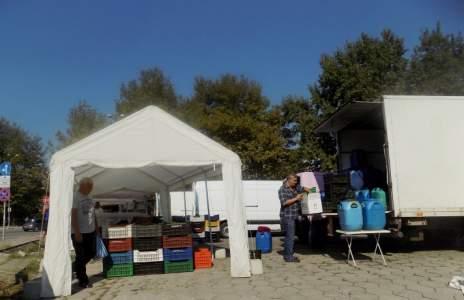 Грозде за ценители - винари е първото на благоевградския пазар