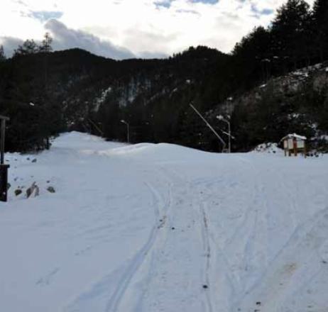 Инспектираха ремонтиран ски път край Банско, нe откриха нарушения