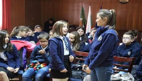 (снимки) Малък Пенчо възкръсна  за ЧРД на Славейков
