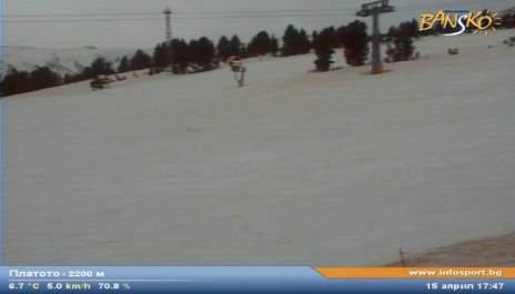 Ски зоната на Банско – в летен режим!