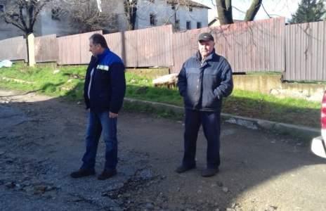 След 20 години чакане! Започна ремонт на улица в Крупник