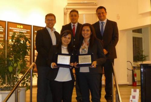 Докторант на ЮЗУ  спечели втора награда в конкурс за млади учени