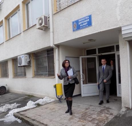 С дипломатически усилия  Бъчварова решава гръцката блокада на прощаване