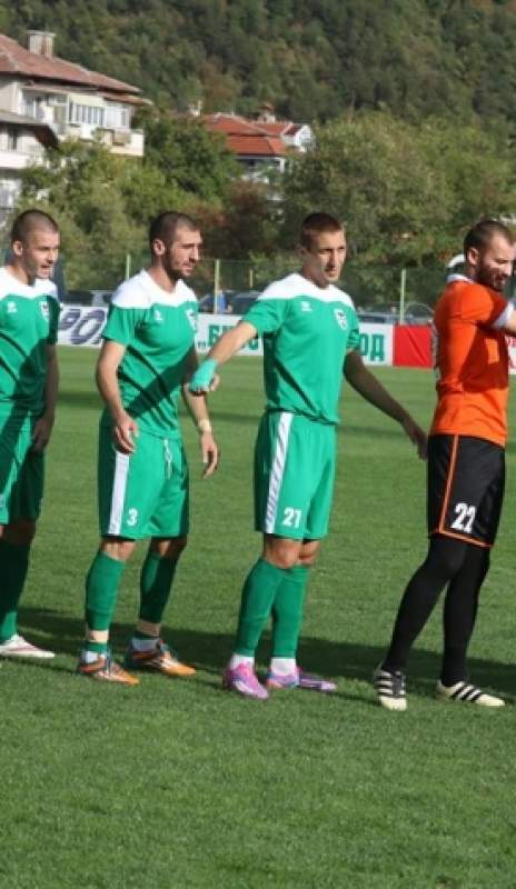 Пирин търси положителен резултат с отбора на Бойко Борисов
