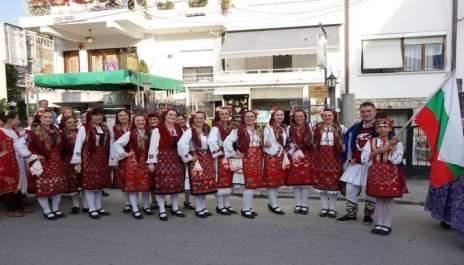 """12 -годишна знаменоска на """"Охридски бисер"""""""