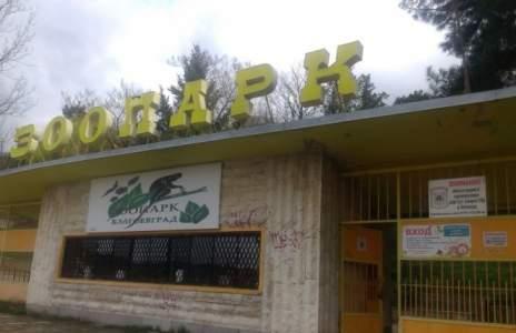 Парно и витамини за животните в благоевградския зоопарк в студовете