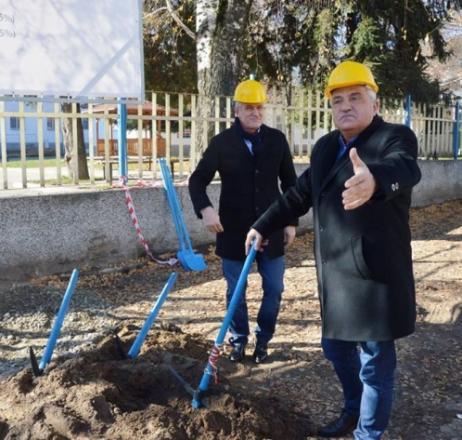 (снимки) Над 5 милиона преобразяват 22 улици в Гоце Делчев