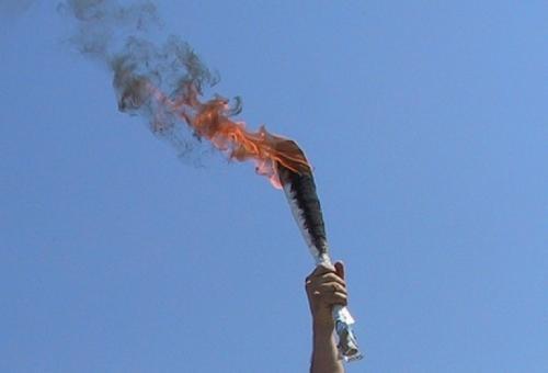 Медалистка от ЮЗУ пали олимпийския огън в Благоевград