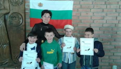 Всяко второ дете – медалист!