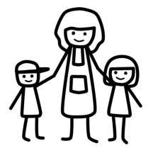 Здрави деца и красиви майки