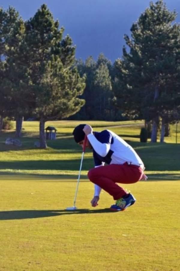 Без голф чак до първа пролет