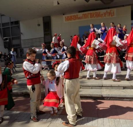 (снимки) Ухание на хляб се разнесе в Благоевград