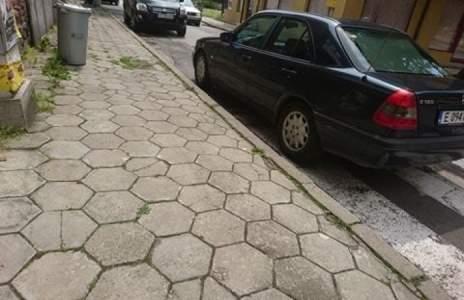 Изкуството да паркираш…