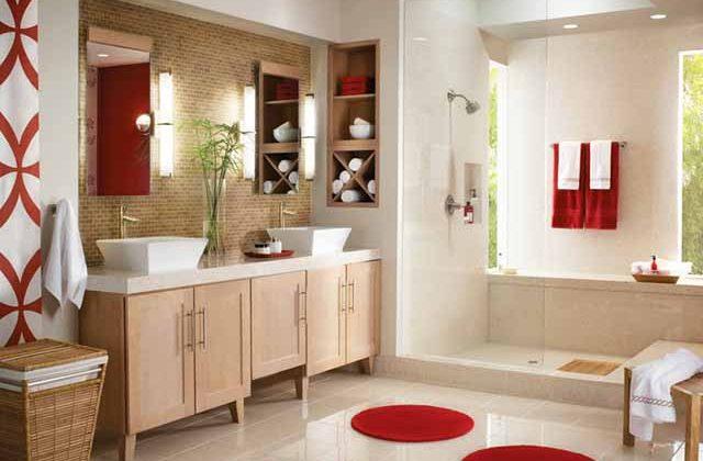 5 стъпки за спа интериора в банята