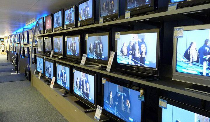"""Телевизия """"от чинията""""…"""