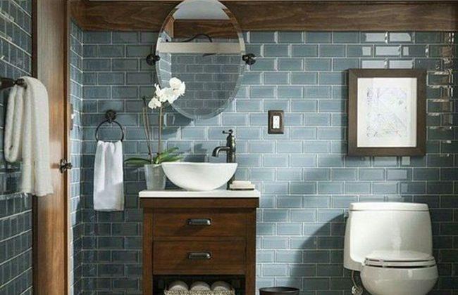 Топ идеи за синя баня