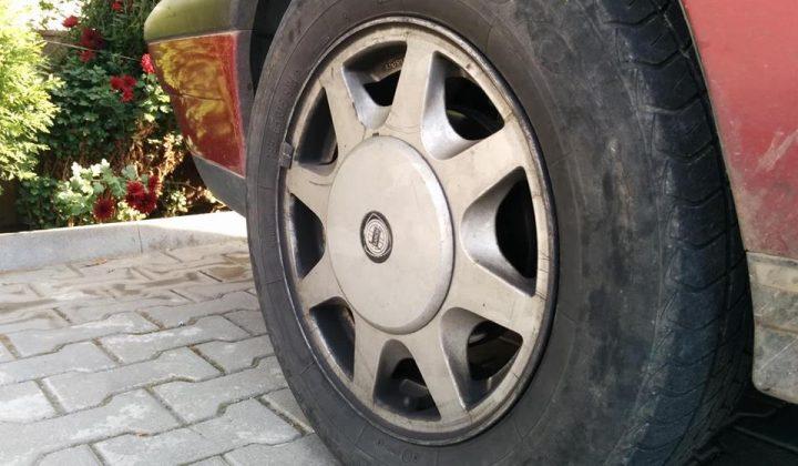 Не купувай зимни гуми от фейсбук!