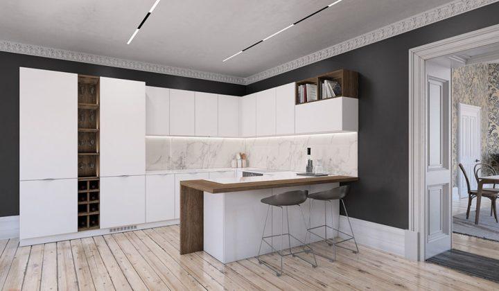 Важни правила за избор на обзавеждане за кухня