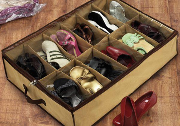 Идеи за съхранение на обувките
